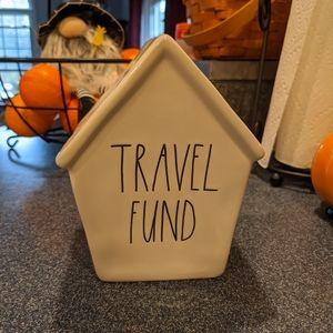 Rea Dunn Travel Fund Piggy Bank